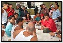Venezuela anuncia que construirá 24 nuevos recintos penitenciarios