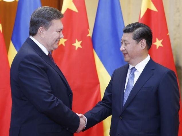 China y Ucrania fortalecen lazos