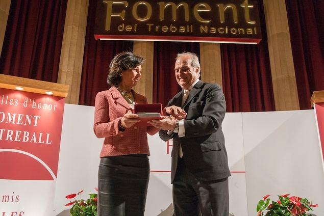 Ana Patricia Botín: -'En primer lugar, son las personas y el talento'-