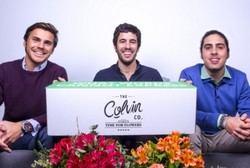 Colvin lanza la primera suscripción de flores frescas en España