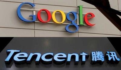 Google firma un acuerdo con Tencent para licencias cruzadas de patentes