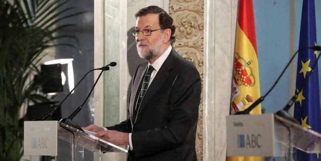 Lentejas con Rajoy