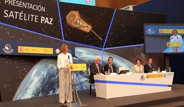 Las tribulaciones del satélite de observación PAZ