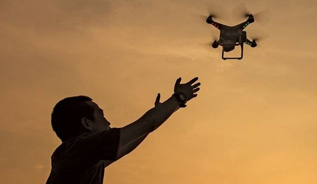 Política española de drones (iniciativas prohibidas)