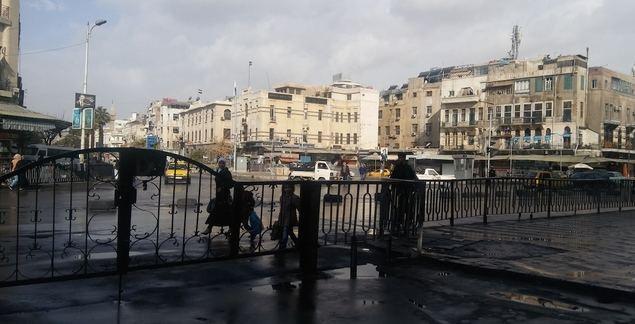 Imagen de Damasc (Foto: Pablo Sapag M.)