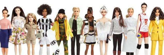 Barbie rinde homenaje a mujeres inspiradoras con motivo del día internacional de la mujer