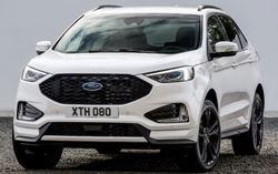 El nuevo SUV Ford Edge con más potencia, tecnología y ayudas al conductor