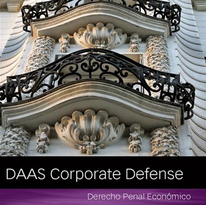 DAAS Corporate Defense charla con Juan Antonio Frago sobre sentencias y experiencias en materia de compliance