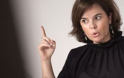 SSS..., Soraya Sáenz de Santamaría y el alcalde de León