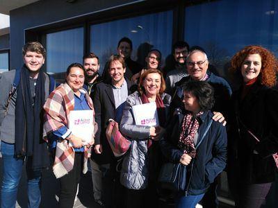 UPYD sienta en Ávila las líneas de trabajo de cara las elecciones de 2019
