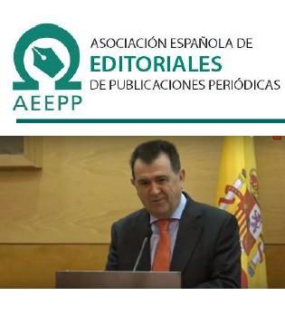 Arsenio Escolar, presidente de la AEEPP y del jurado de los premios.