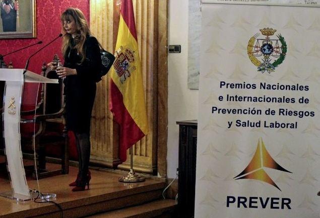 Manuel Sanz, CEO de SMDos, en las XIX Jornadas Técnicas de PRL