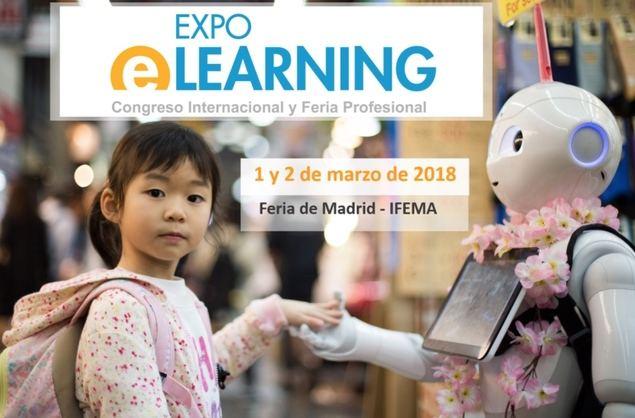 A las puertas de Expoelearning, 1 y 2 de marzo en IFEMA