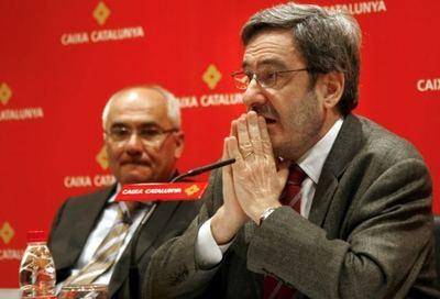 El ex ministro socialista Narcís Serra fue el presidente de Caixa Catalunya.