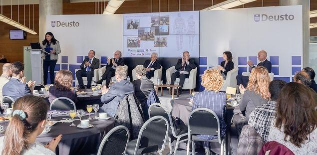 La Universidad de Deusto presenta en su XIV Foro de Empleo y Emprendimiento el Premio Renacimiento