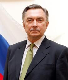 Yuri Korchagin, embajador de Rusia en España.