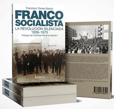 Presentación de 'Franco Socialista', última obra del historiador Francisco Torres