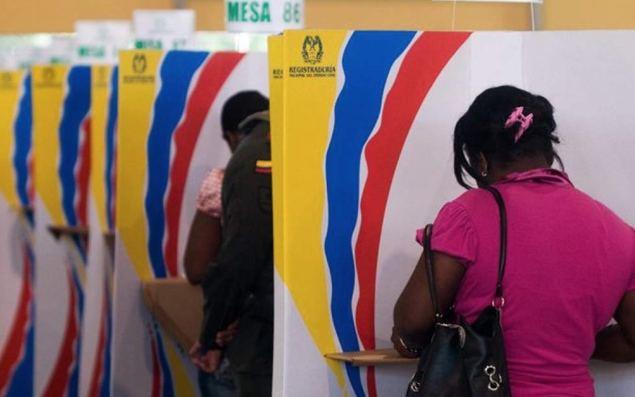 La hegemonía de la derecha en Colombia