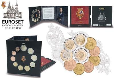La Real Casa de la Moneda-FNMT lanza las nuevas monedas euro para 2018