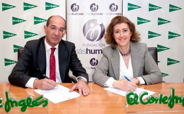 José Luis González-Besada y María Sánchez-Arjona.