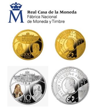 El Barroco y el Rococó en dos monedas de colección