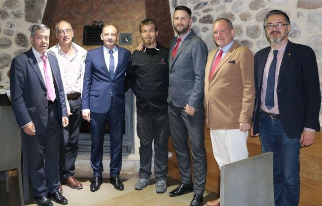 El Ayuntamiento de Oswiecim visita la vieja Castilla de la mano de APTCE