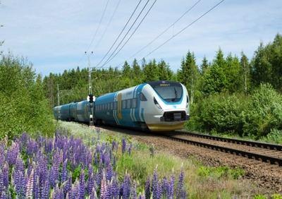 Bombardier Transportation fabricará 40 trenes regionales de alta velocidad para Västtrafik, en Suecia