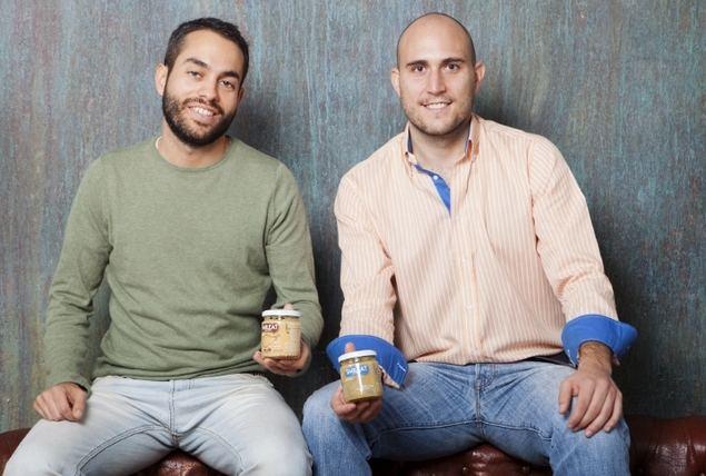 Alberto Jiménez y Javier Quintanilla fundadores de Smileat