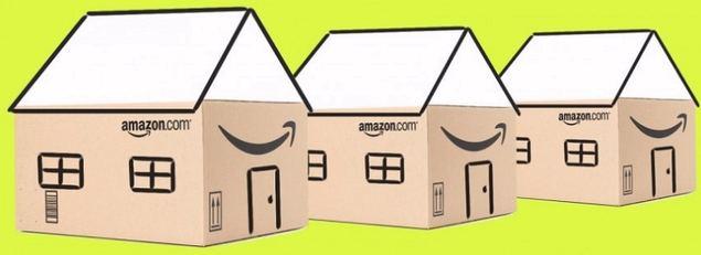 El efecto Amazon bajo la piel inmobiliaria