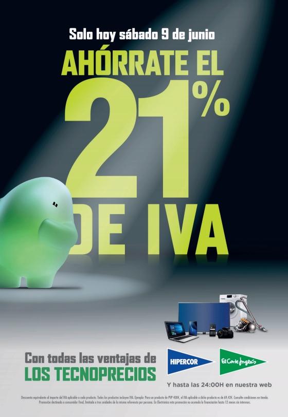 ccf36c6d4958 Día sin IVA en El Corte Inglés e Hipercor   EL MUNDO FINANCIERO