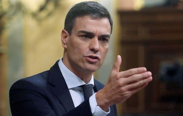 Pedro Sánchez es el nuevo presidente del gobierno.
