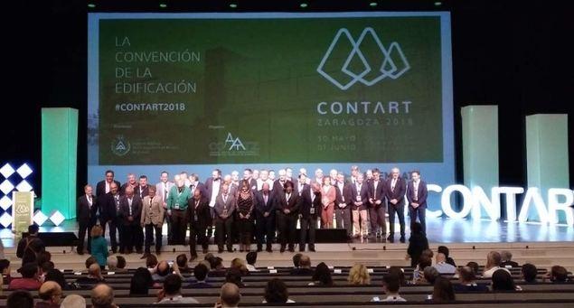 SMDos participa en Contart 2018