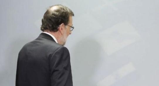 Rajoy, punto y seguido