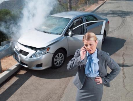 Uno de cada tres muertos en la jornada laboral es por accidente de tráfico