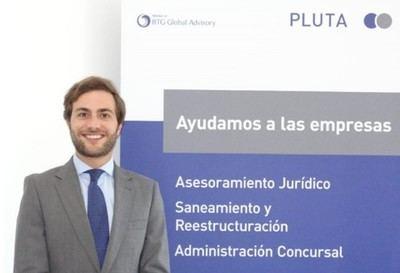 Pluta incorpora a Luis Miguel Gutiérrez Robredo como abogado senior