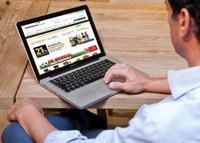El Corte Inglés lanza la nueva web del Súper que realiza entregas en el día