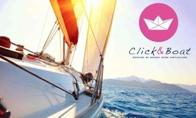 Click&Boat cierra una ronda de financiación de 4 millones de euros para acelerar su expansión global
