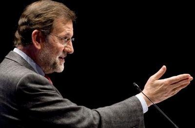 De nuevas Rajoy, y su sacrificio redentor