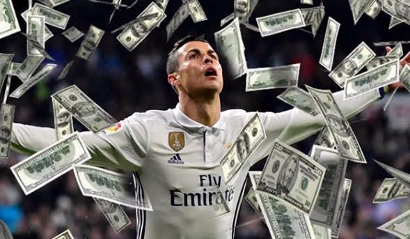 Cristiano Ronaldo, el hombre que mueve los mercados