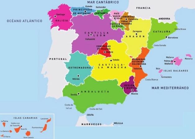 España retrocede en salud y bienestar