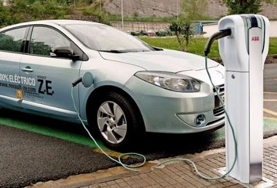 ¿Qué tipos de puntos de recarga domésticos para vehículos eléctricos existen?