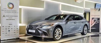 Lexus, patrocinador y coche oficial de la Cumbre sobre Innovación Tecnológica y Economía Circular