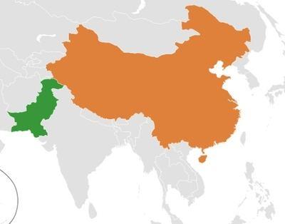 Primer cable transfronterizo de fibra óptica entre China y Pakistán
