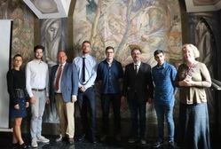 El Premio Renacimiento, aunando la Universidad de Vilnius con la Universidad de Deusto.
