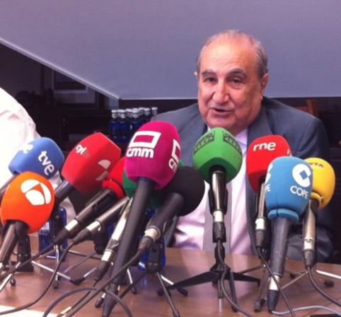 En la imagen, el ex magistrado Vicente Conde, socio del despacho Cremades & Calvo Sotelo. (Foto: © El Mundo Financiero.com)