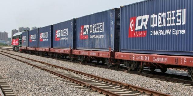 Inaugurado un nuevo tren de carga entre Shandong y Milán