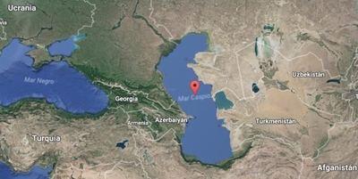Cinco países firman pacto para uso compartido de mar CaspioCinco