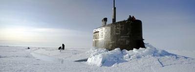 Crecen las tensiones por el control del Ártico