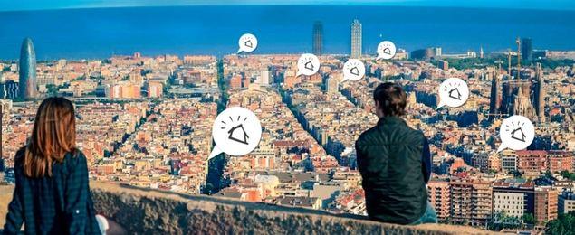Alquilar a Erasmus reporta 15.000 euros anuales a los propietarios de Madrid y Barcelona