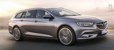 Opel ofrece nuevos motores para su buque insignia